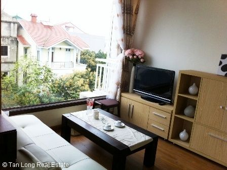 For rent Serviced apartment in Dang Thai Mai streets, Tay Ho District, Ha Noi. 2