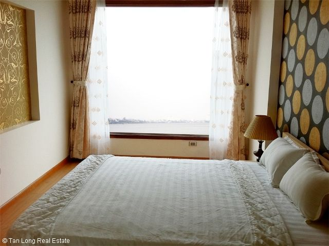 For rent Serviced apartment in Dang Thai Mai streets, Tay Ho District, Ha Noi. 3