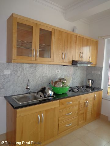 For rent Serviced apartment in  Tay Ho streets. 5