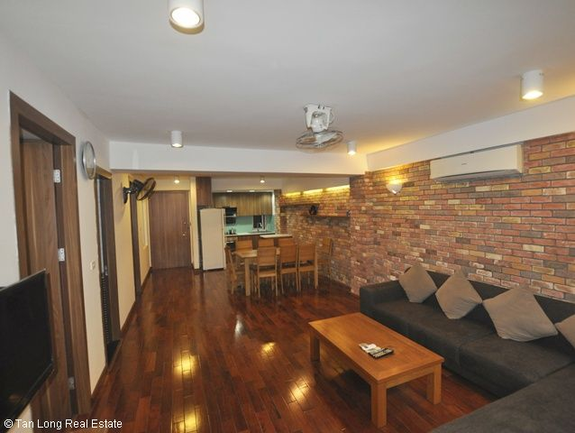 For rent Serviced apartment in To Ngoc Van streets 3