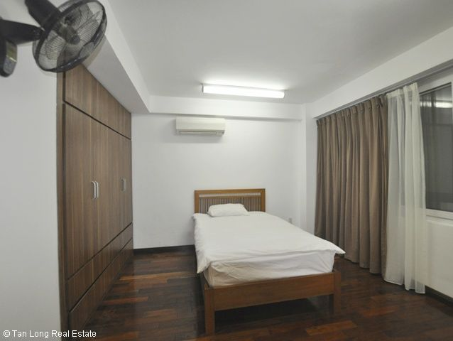 For rent Serviced apartment in To Ngoc Van streets 10