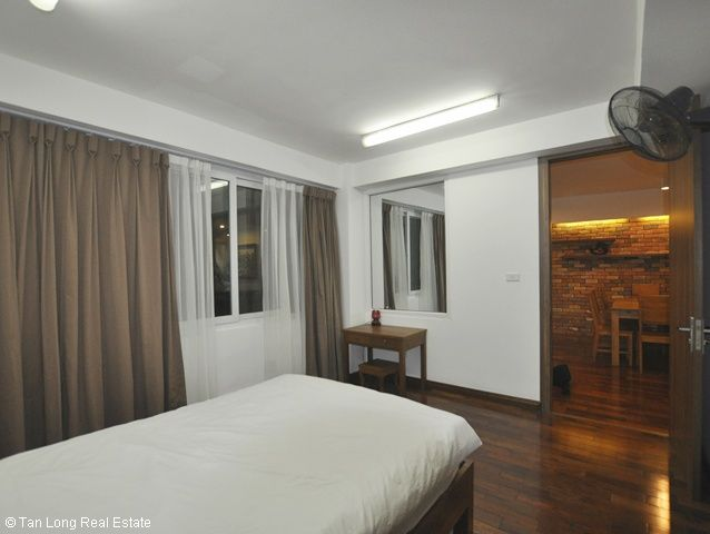 For rent Serviced apartment in To Ngoc Van streets 1