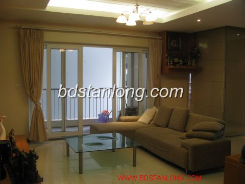 Four bedroom apartment in Peach Garden for rent 1