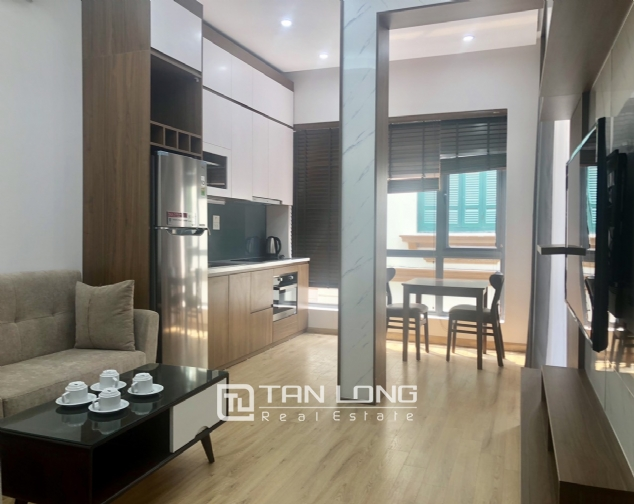 Full furnishing apartment for lease in Tay Ho street, Tay Ho district! 1