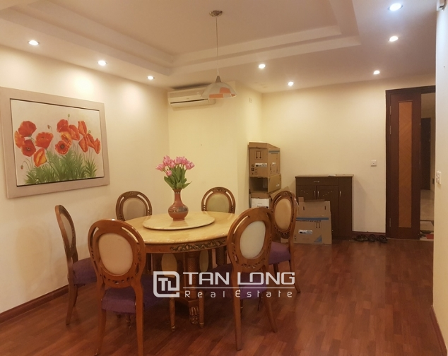 Full furnishing apartment in Ciputra urban area, Nguyen Hoang Ton Street, Tay Ho Hanoi for rent 1