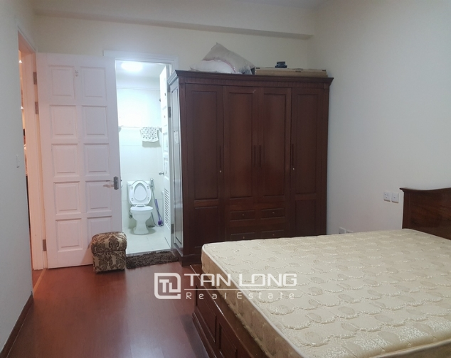 Full furnishing apartment in Ciputra urban area, Nguyen Hoang Ton Street, Tay Ho Hanoi for rent 4