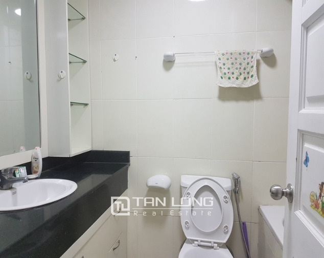 Full furnishing apartment in Ciputra urban area, Nguyen Hoang Ton Street, Tay Ho Hanoi for rent 6