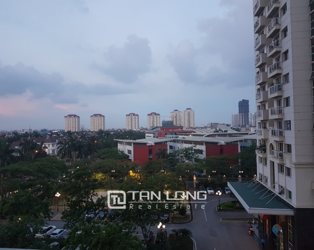 Full furnishing apartment in Ciputra urban area, Nguyen Hoang Ton Street, Tay Ho Hanoi for rent 9