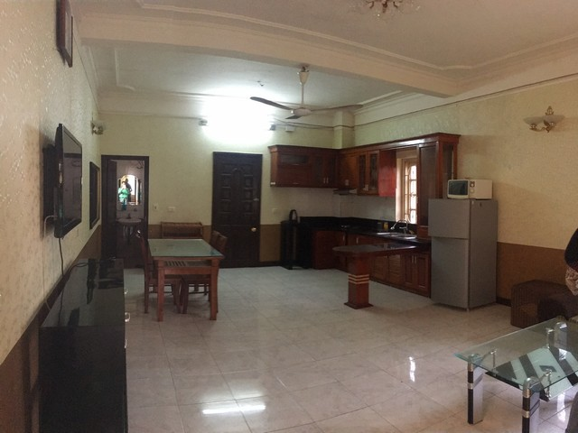 Full furnishing apartments  in Nghi Tam street, Tay Ho district for lease