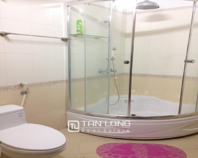 Full furnishing house for rent in Quan Ngua street, Ba Dinh district! 1