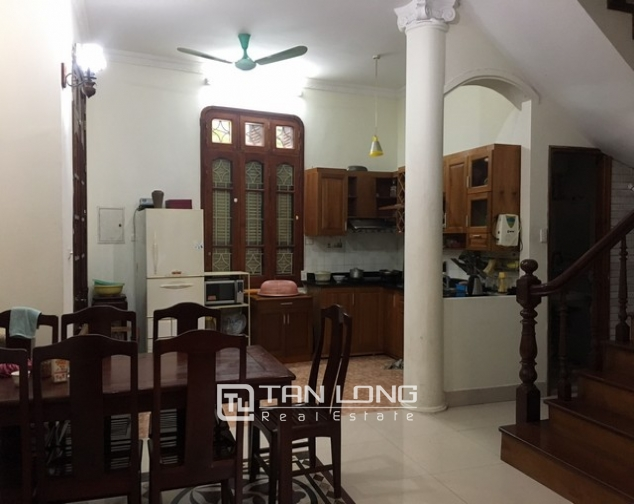 Full furnishing house in Au Co street, Tay Ho dist, Hanoi for lease 2
