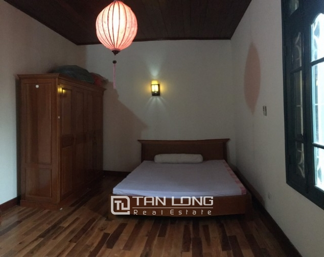 Full furnishing house in Au Co street, Tay Ho dist, Hanoi for lease 4