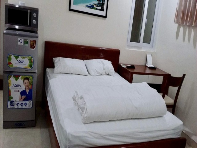 Full furnishing serviced apartment in Dinh Thon, Nam Tu Liem dist, Hanoi for lease