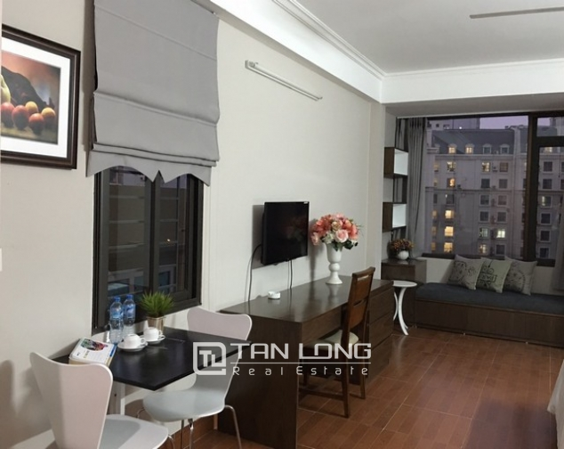 Full furnishing serviced apartments in Dinh Thon, Tran Van Lai street, Nam Tu Liem dist for lease 1
