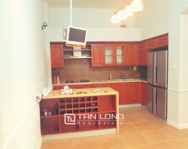 Full furnishing villa for rent in G6 Ciputra Tay Ho district for lease 4
