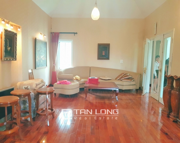 Full furnishing villa for rent in G6 Ciputra Tay Ho district for lease 5