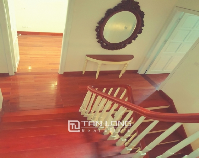Full furnishing villa for rent in G6 Ciputra Tay Ho district for lease 6
