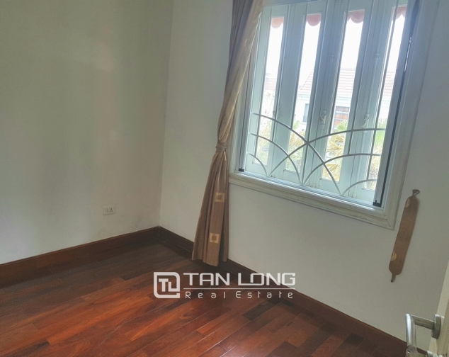 Full furnishing villa for rent in G6 Ciputra Tay Ho district for lease 7