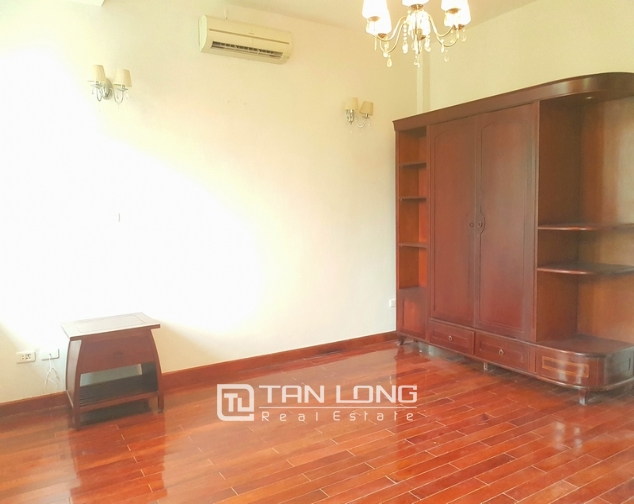 Full furnishing villa for rent in G6 Ciputra Tay Ho district for lease 8