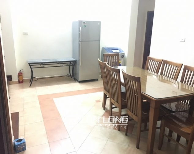 Full opulent furnishing house in Xuan Dieu street, Tay Ho dist for lease 2