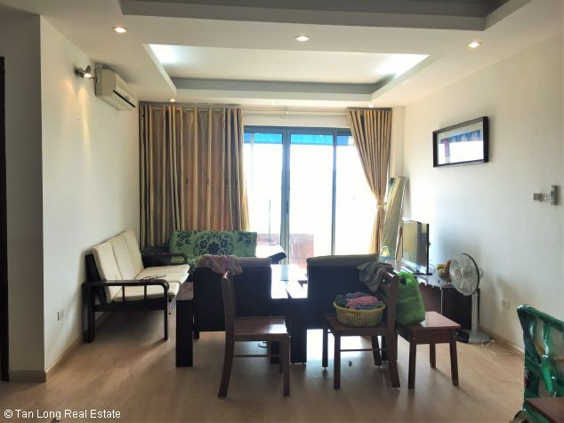 Fully equipped 3 bedroom apartment for rent in Veam building, Tay Ho dist, Hanoi 1