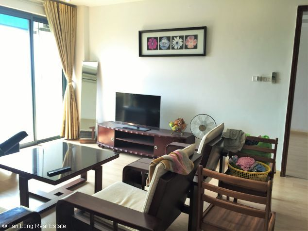 Fully equipped 3 bedroom apartment for rent in Veam building, Tay Ho dist, Hanoi 3