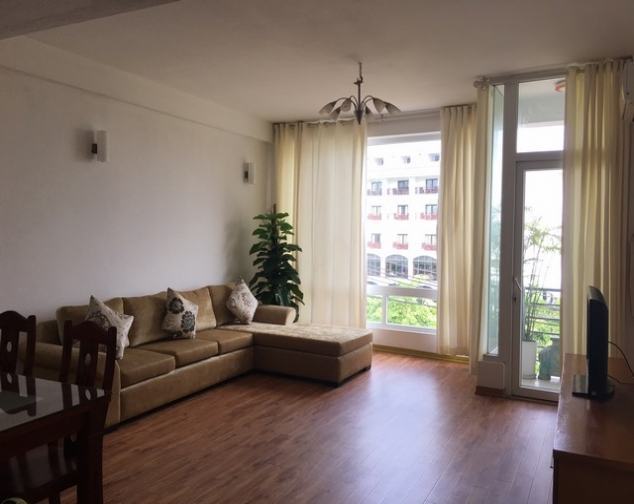 Fully furnished 1 bedroom apartment in Tu Hoa, Nghi Tam, Tay Ho district 1