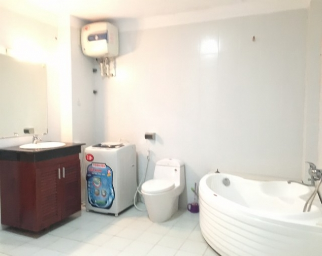 Fully furnished 1 bedroom apartment in Tu Hoa, Nghi Tam, Tay Ho district 9