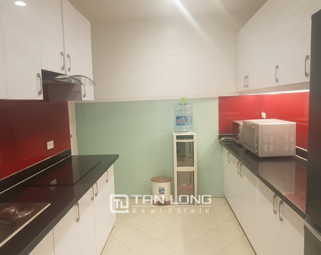Fully furnished 3 bedroom apartment for rent in E4, ciputra 5