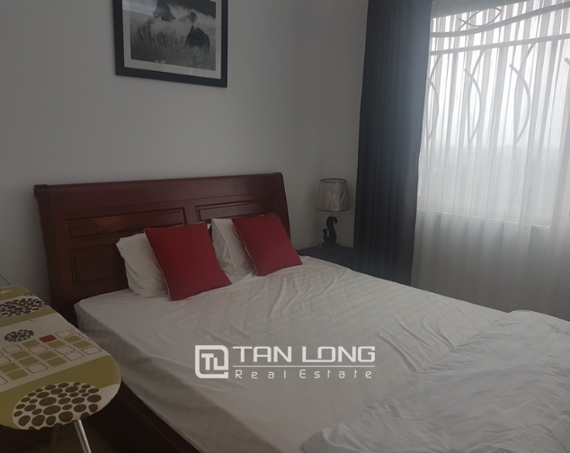 Fully furnished 3 bedroom apartment for rent in E4, ciputra 8