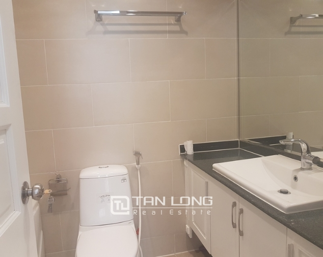 Fully furnished 3 bedroom apartment for rent in E4, ciputra 9