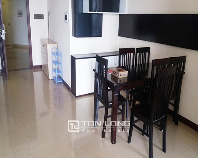 Fully furnished 3 bedroom apartment for rent in R4 Vinhomes Royal City 1