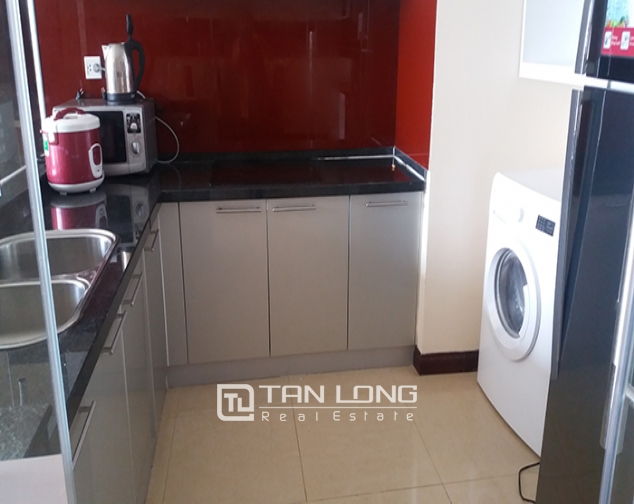 Fully furnished 3 bedroom apartment for rent in R4 Vinhomes Royal City 7
