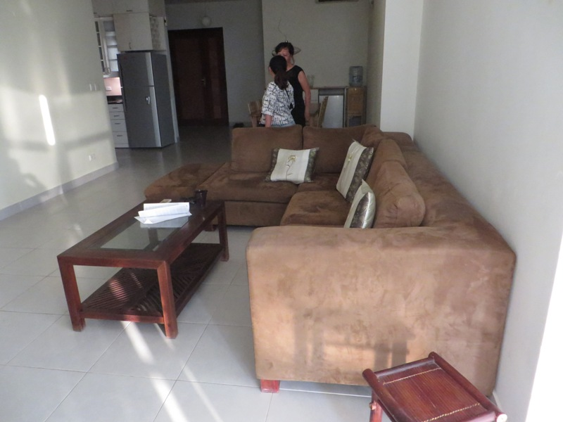 Fully furnished 3 bedroom apartment for sale in E4 Ciputra Tay Ho