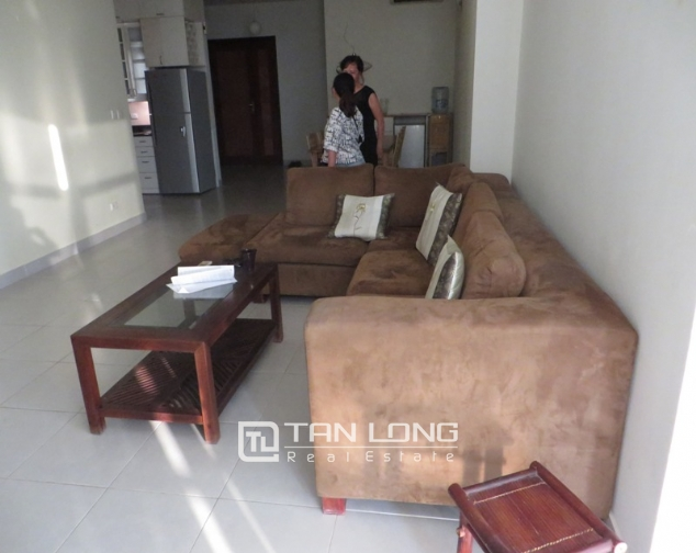Fully furnished 3 bedroom apartment for sale in E4 Ciputra Tay Ho 1