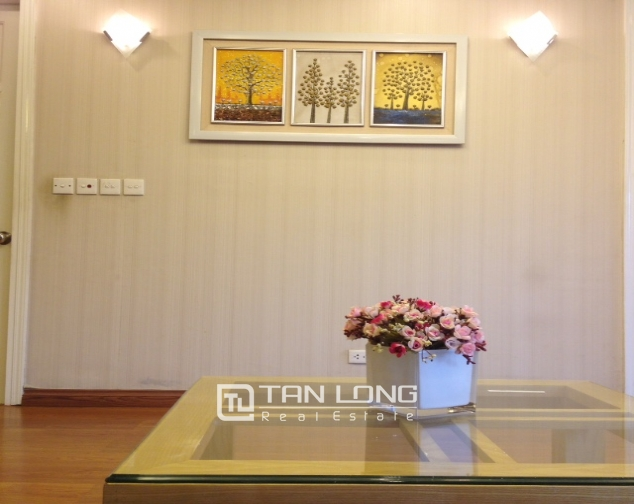 Fully furnished 3 bedroom apartment in E5 Ciputra to sell 7
