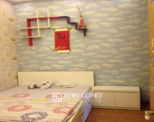 Fully furnished 3 bedroom apartment in E5 Ciputra to sell 5