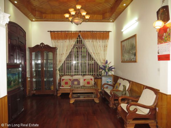 Fully furnished 4 bedroom house for rent in Nguyen Phong Sac street, Cau Giay 8