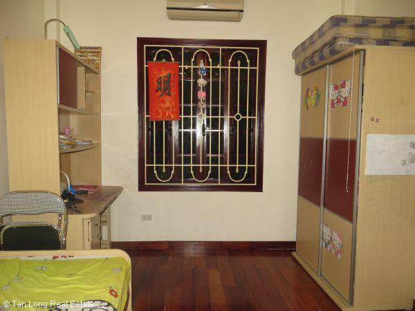 Fully furnished 4 bedroom house for rent in Nguyen Phong Sac street, Cau Giay 1
