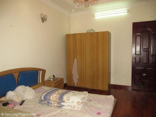 Fully furnished 4 bedroom house for rent in Nguyen Phong Sac street, Cau Giay 3
