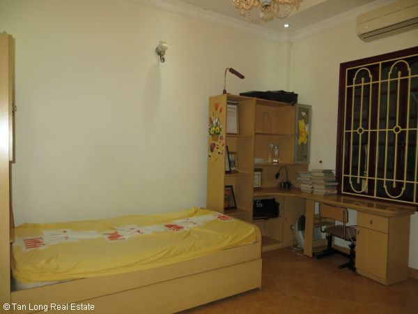 Fully furnished 4 bedroom house for rent in Nguyen Phong Sac street, Cau Giay 5