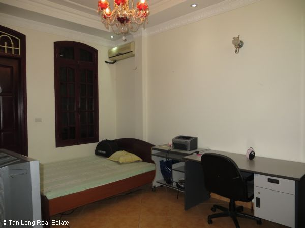 Fully furnished 4 bedroom house for rent in Nguyen Phong Sac street, Cau Giay 6