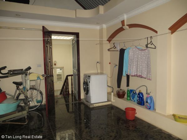 Fully furnished 4 bedroom house for rent in Nguyen Phong Sac street, Cau Giay 10
