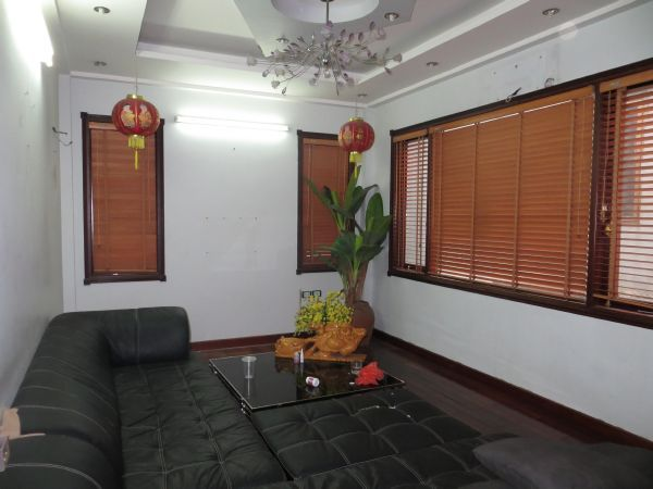 Fully furnished 4 bedroom house to lease in Dich Vong, Cau Giay street