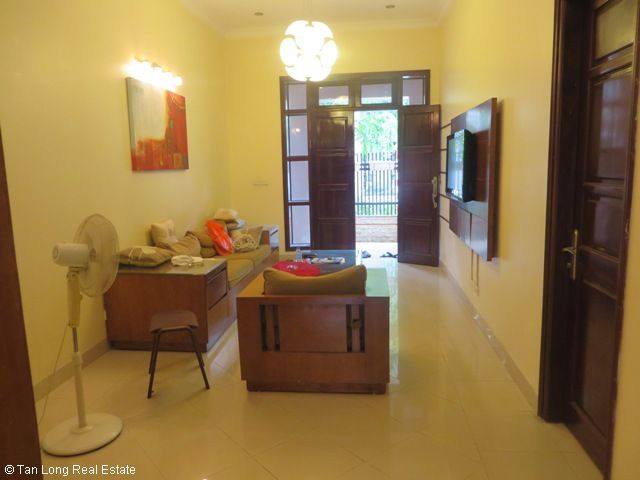 Fully furnished 4 bedroom villa for sale in C4 Ciputra, Tay Ho dist, Hanoi 3