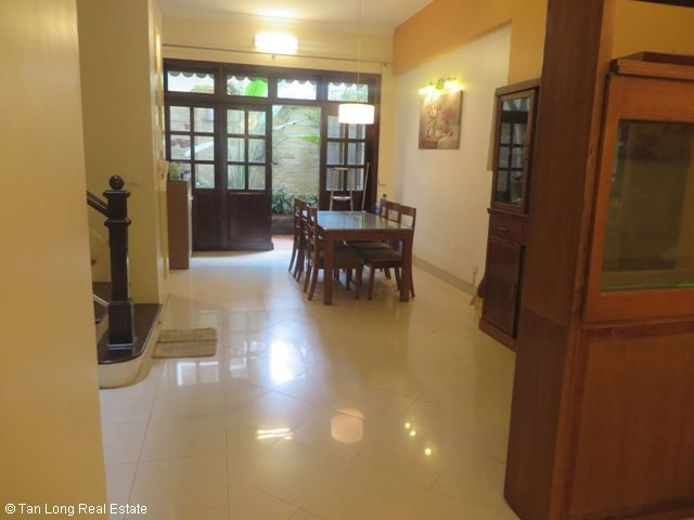 Fully furnished 4 bedroom villa for sale in C4 Ciputra, Tay Ho dist, Hanoi 4