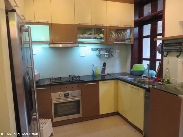 Fully furnished 4 bedroom villa for sale in C4 Ciputra, Tay Ho dist, Hanoi 6