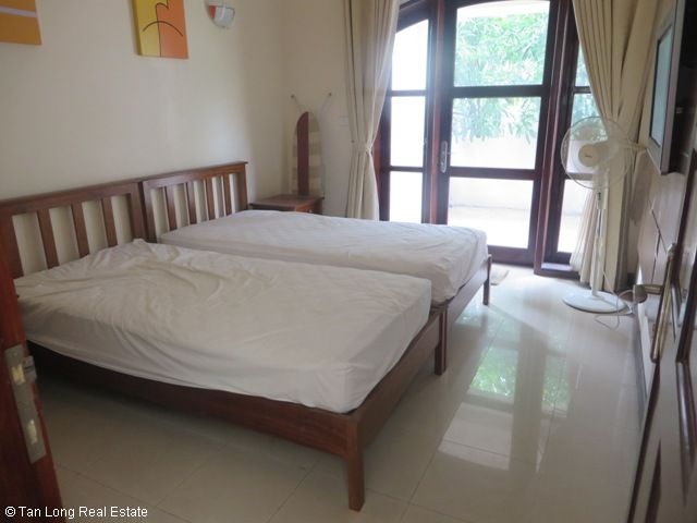 Fully furnished 4 bedroom villa for sale in C4 Ciputra, Tay Ho dist, Hanoi 10