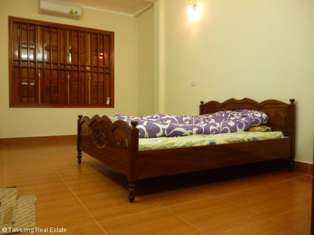 Fully furnished 5 bedroom house for rent on Trung Kinh street, Cau Giay district 10