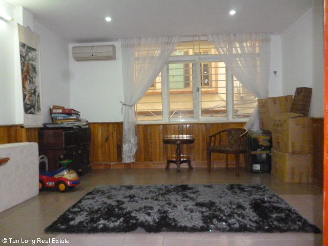 Fully furnished 5 bedroom house to rent on Do Quang street, Trung Hoa Nhan Chinh, Cau Giay district 3